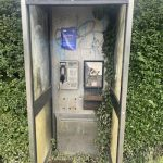 Hinksley Road, Flitwick payphone
