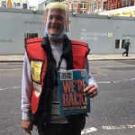 Tier 4 restrictions deal 'a devastating blow' for Big vendors like Stevie Taylor Image: The Big Issue