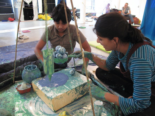 Inclusive Practice in the Arts Image: MK Gallery