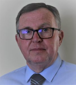 Patrick Hamill Independent Bedfordshire PCC Candidate
