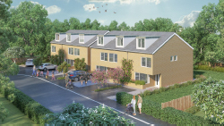 New Homes in Sharp Close Flitwick