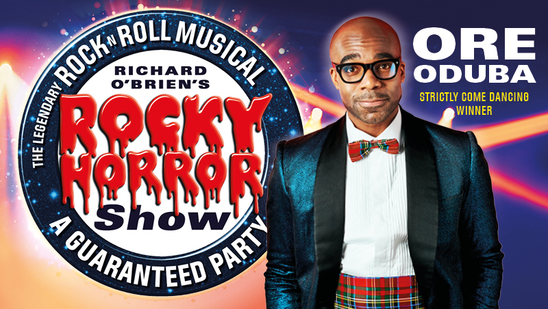Rocky Horror Show Image supplied by Milton Keynes Theatre