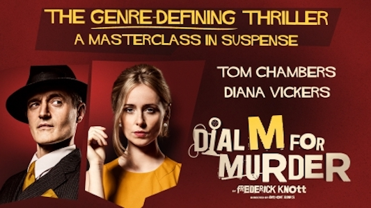 Dial M for Murder Image supplied by Milton Keynes Theatre