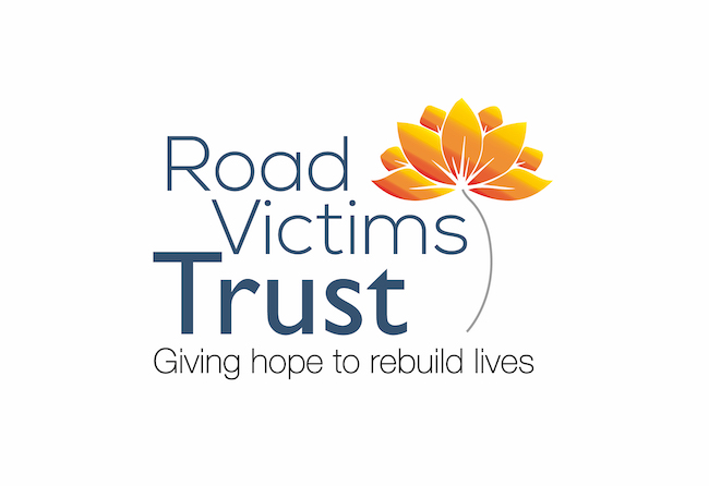 The Road Victims Trust Logo
